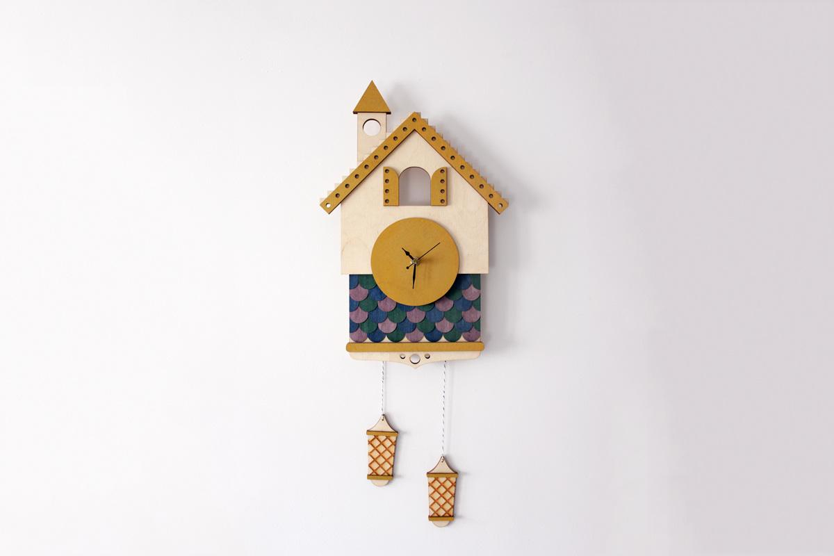 Hoav studio - Cuckoo clock plans ...